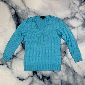 Ralph Lauren silk sweater